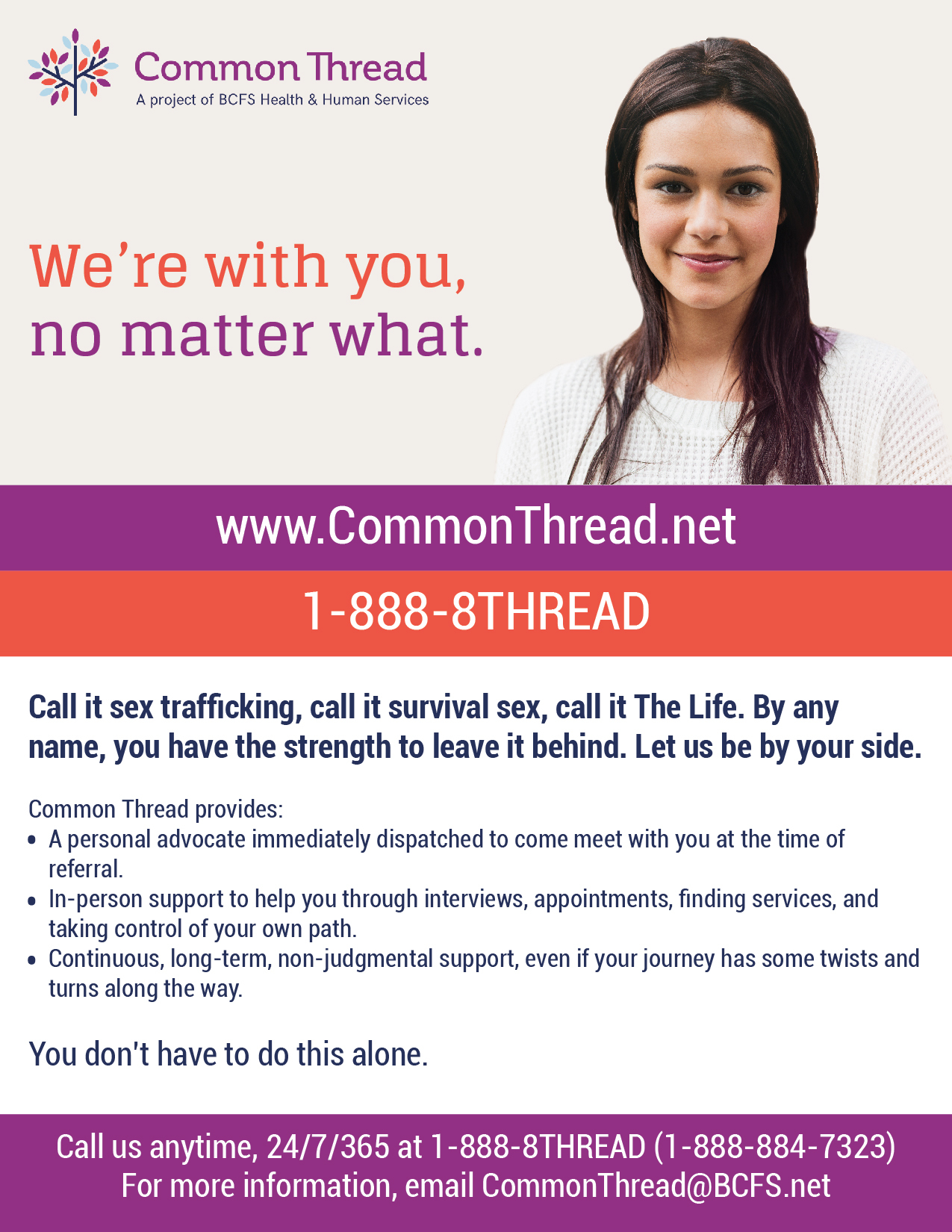 Common Thread Discover Bcfs Health And Human Services